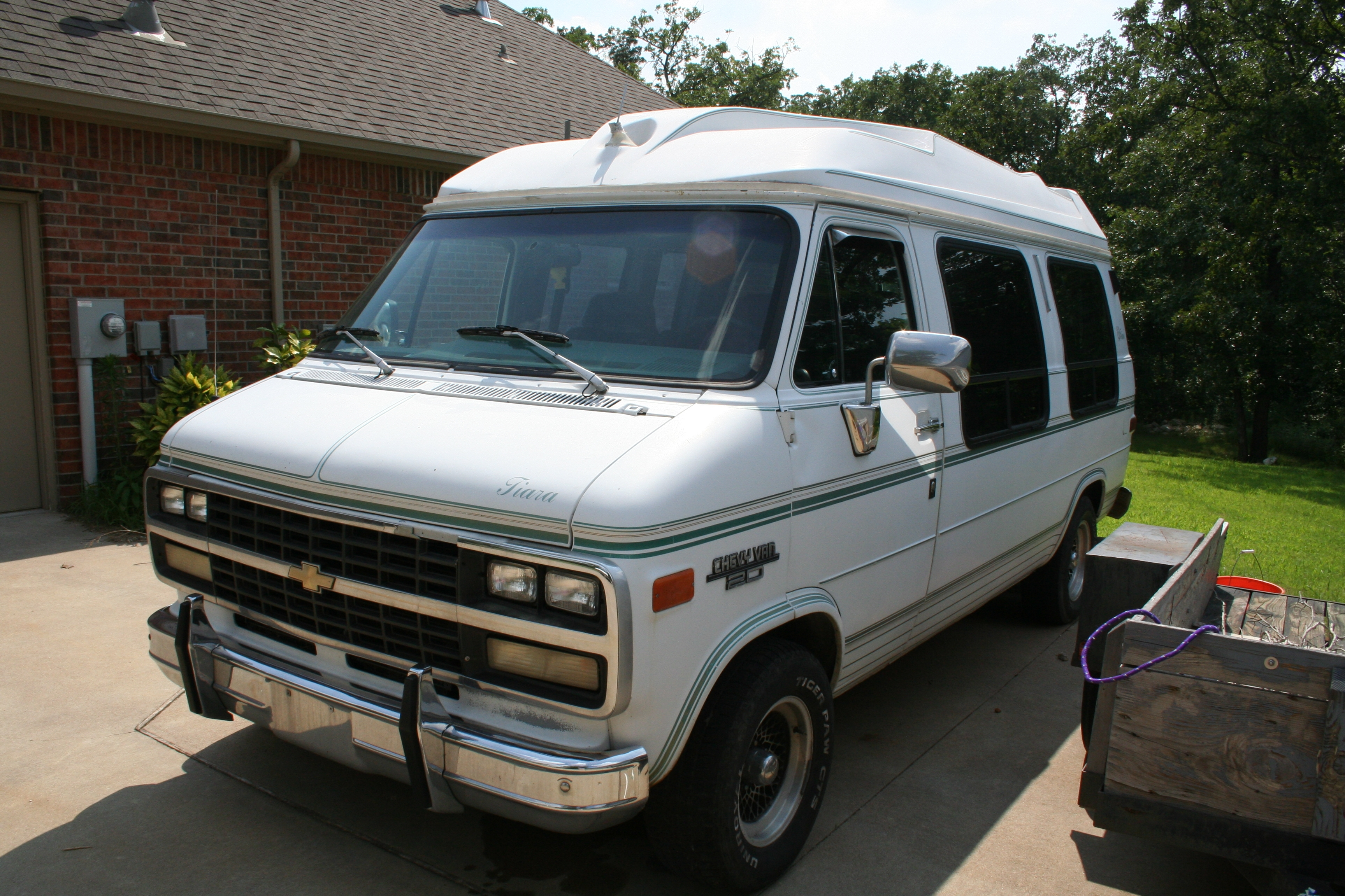 Another tawilson7 1992 Chevrolet G-Series 1500 post... - 14596441