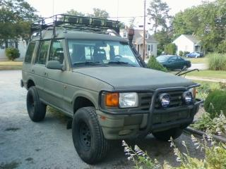 Another newportnuisance 1995 Land Rover Discovery post... - 14597603
