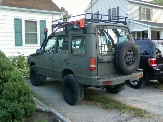 Another newportnuisance 1995 Land Rover Discovery post... - 14597609