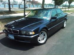 BlueDemonss 2001 BMW 7 Series