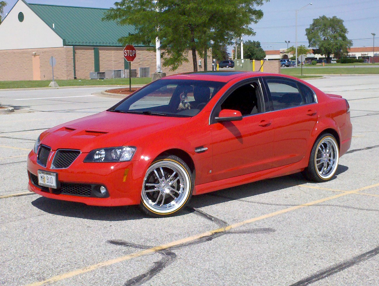 Realplyr2 2008 Pontiac G8 Specs Photos Modification Info