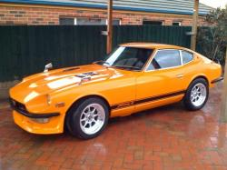 Revzeds 1974 Datsun 260Z