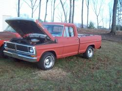 SouthernPride72 1972 Ford F150 Regular Cab