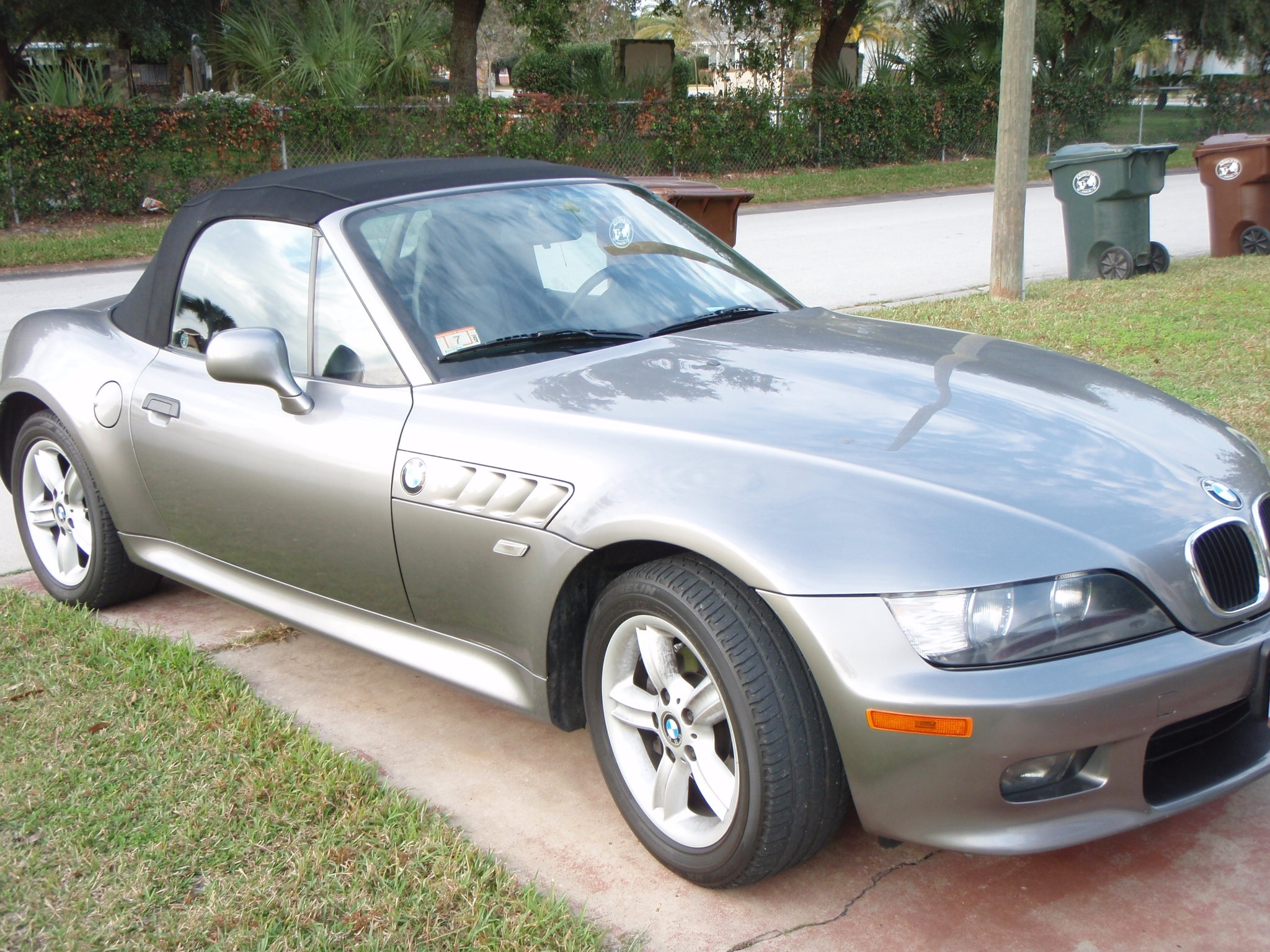 Montarde21 1999 Bmw Z3 Specs Photos Modification Info At