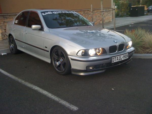 Another blizane 1999 BMW M5 post... - 14600806
