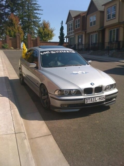 blizanes 1999 BMW M5