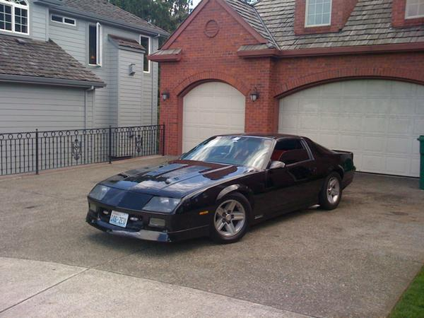 Another blizane 1986 Chevrolet Camaro post... - 14600826