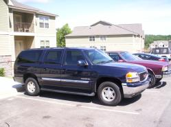 STLChevyRida24 2005 GMC Yukon XL 1500