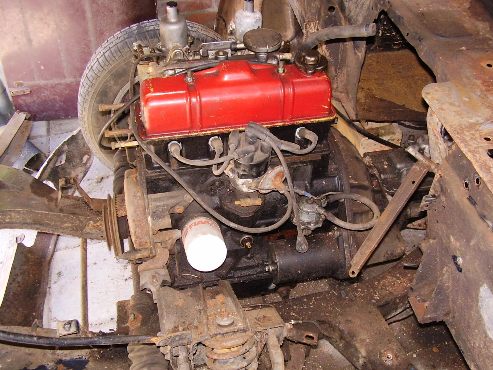 Another lotje12 1969 Triumph Spitfire post... - 14601519