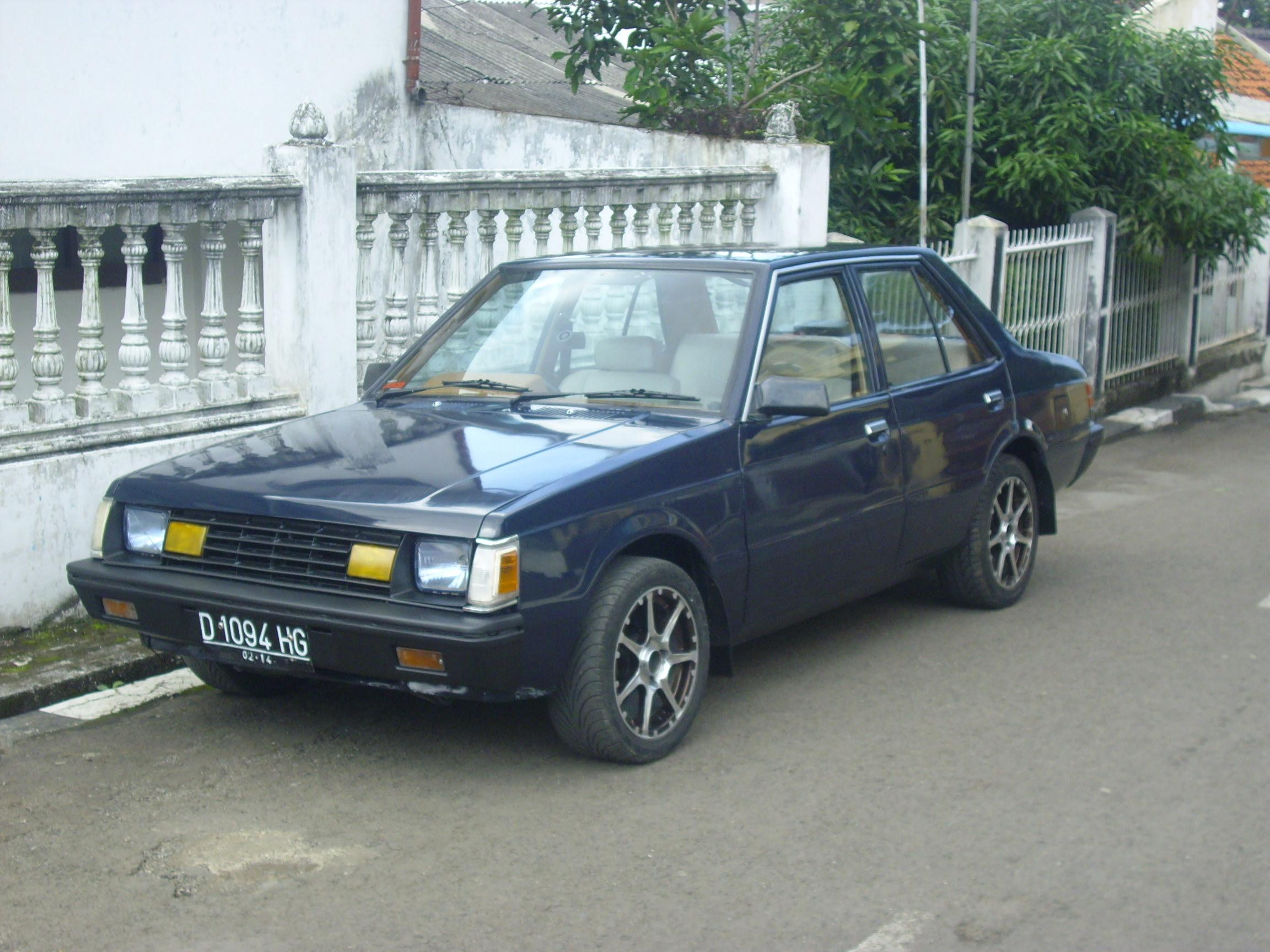 Another adhanada 1983 Mitsubishi Lancer post... - 14601539