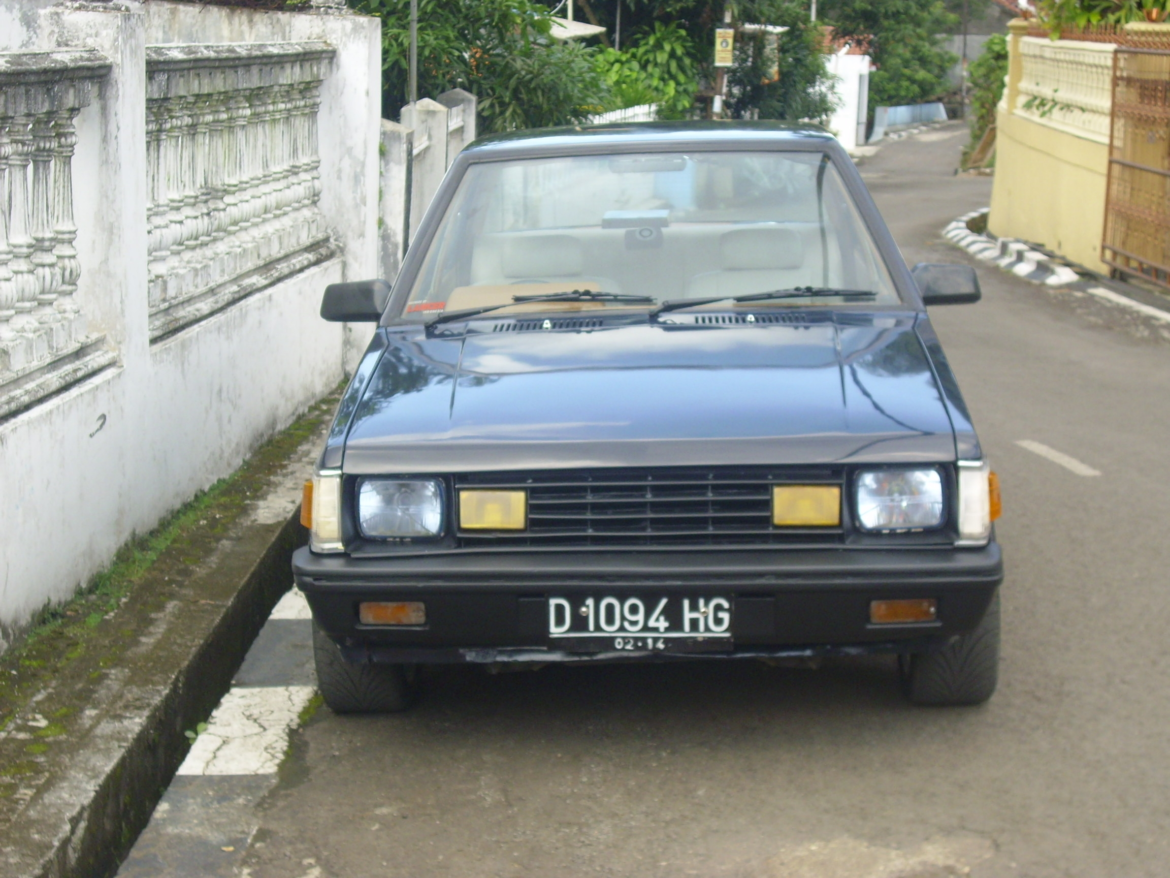 Another adhanada 1983 Mitsubishi Lancer post... - 14601542