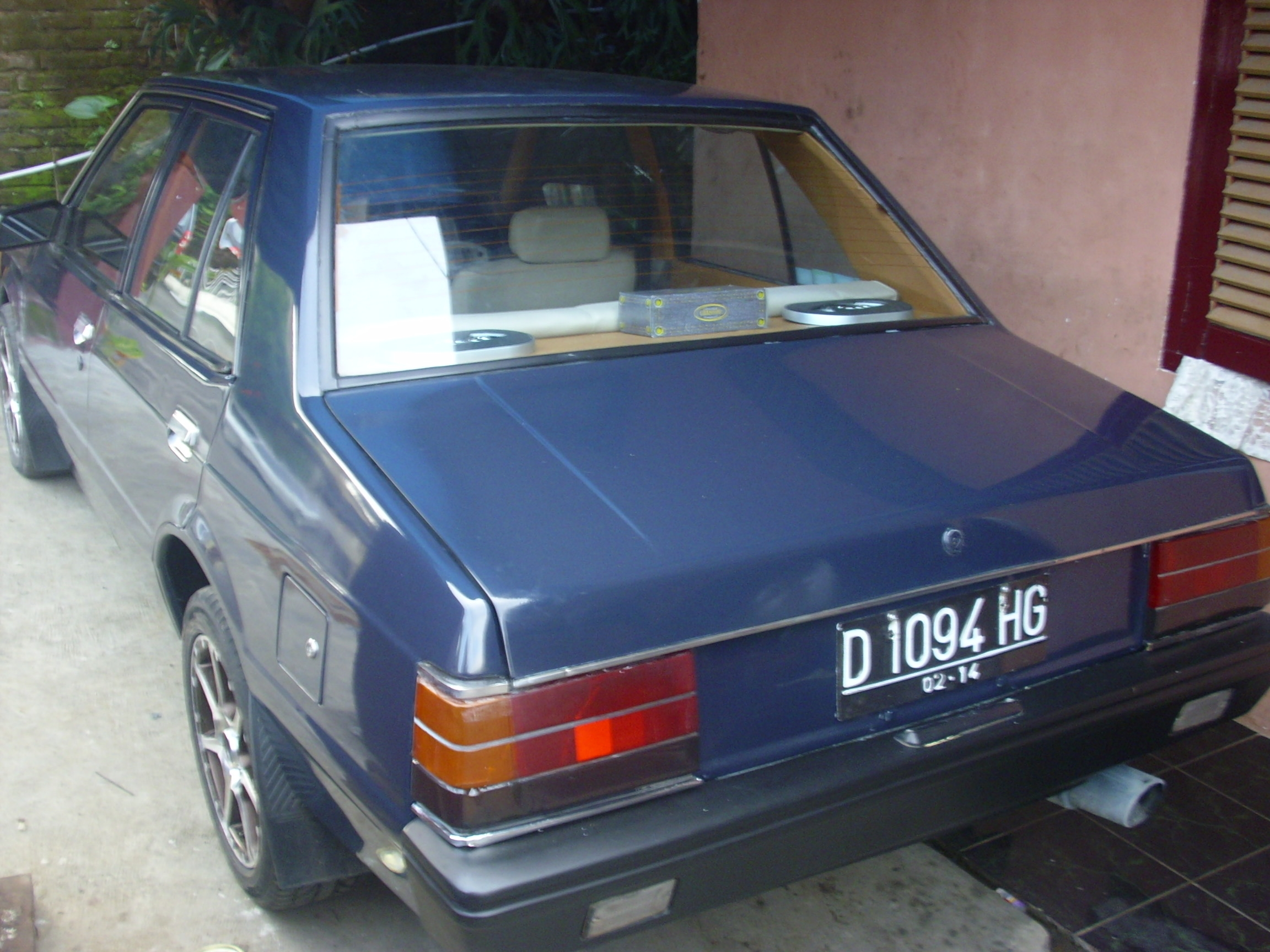Another adhanada 1983 Mitsubishi Lancer post... - 14601548