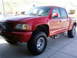 sfisher614s 2003 Ford F150 SuperCrew Cab