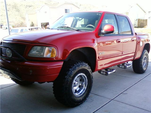 sfisher614's 2003 Ford F150 SuperCrew Cab