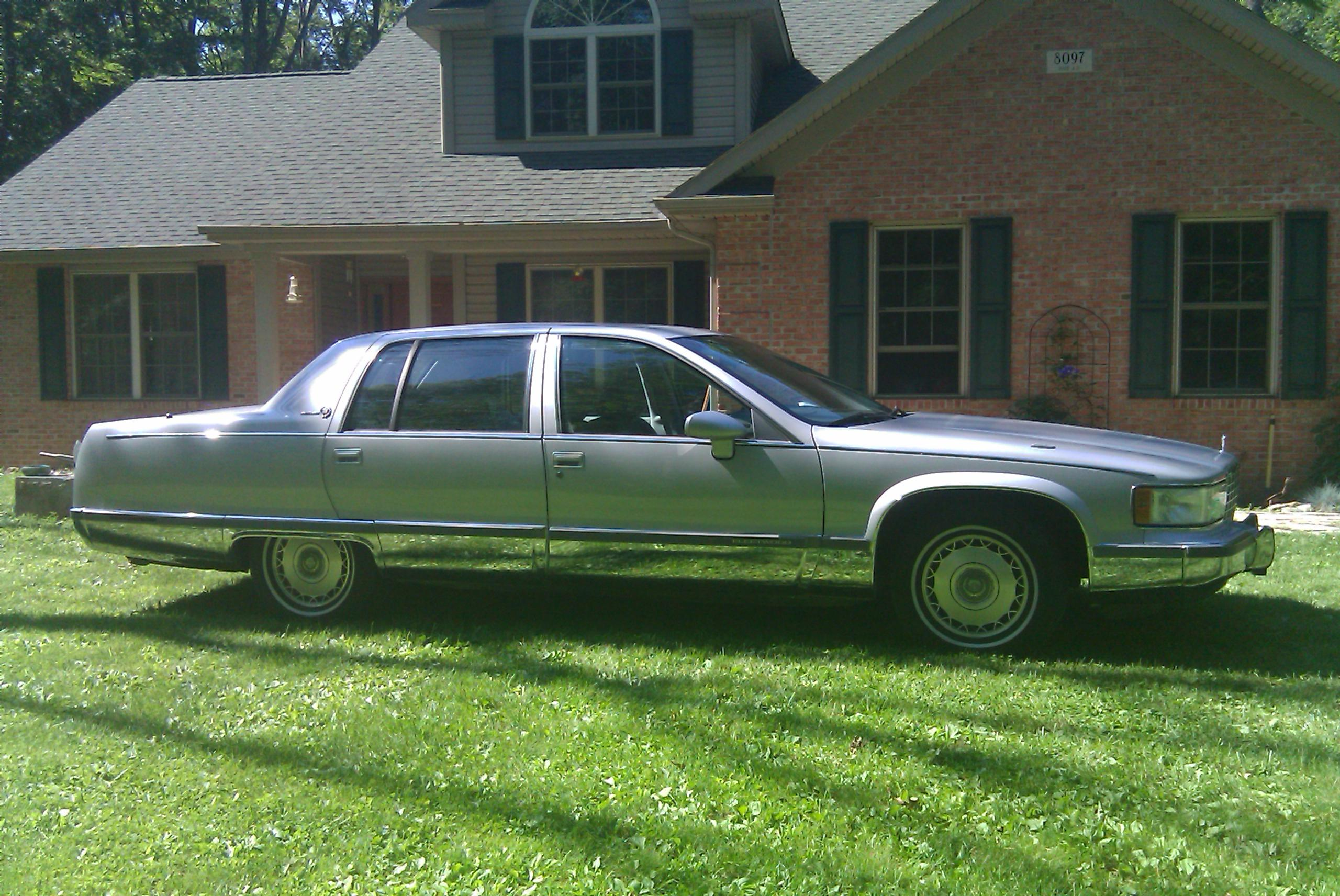 mcnarsty 39 s 1993 cadillac fleetwood in spencerville oh. Cars Review. Best American Auto & Cars Review