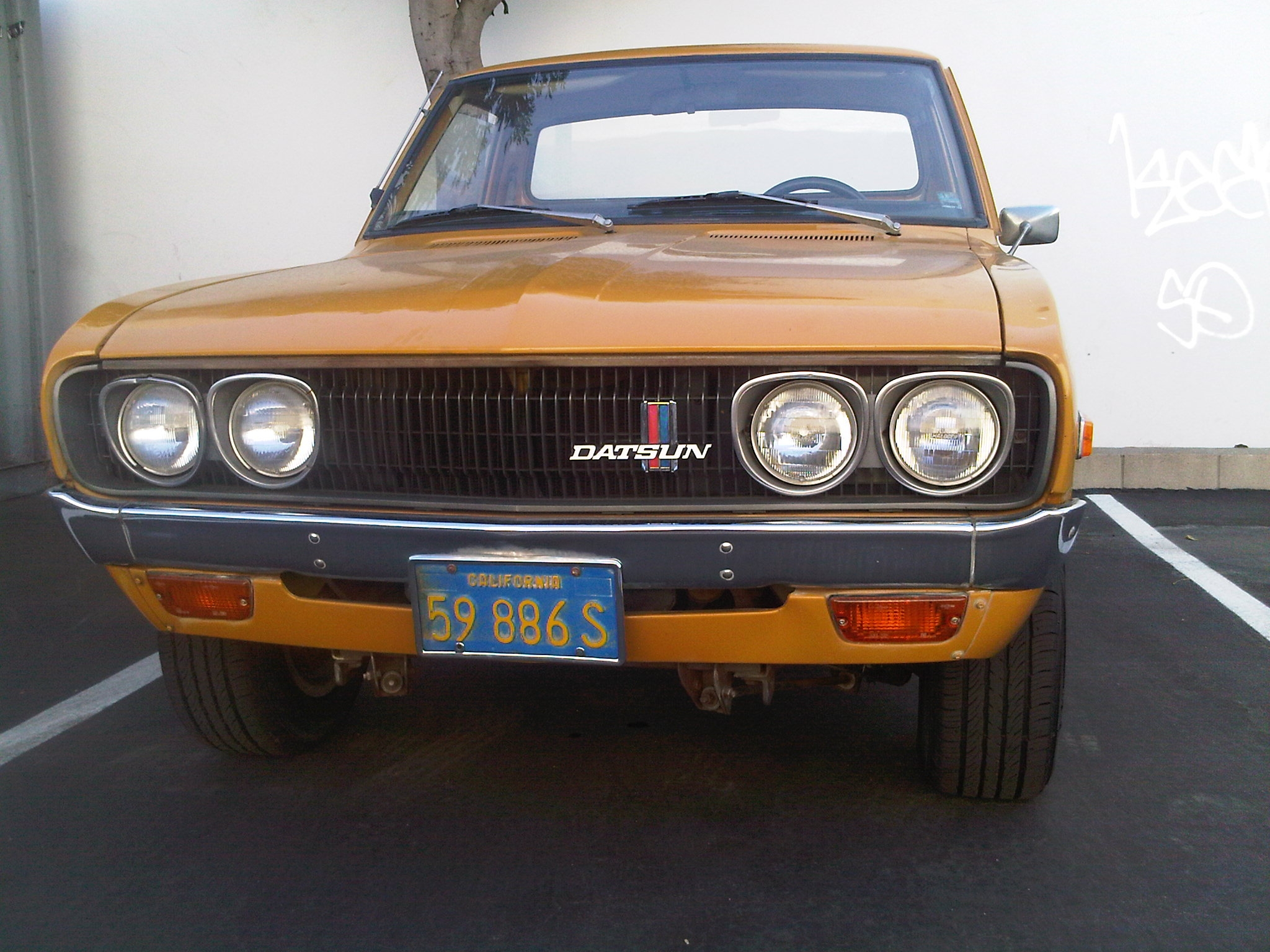 Another devilgazuya 1973 Datsun 1600 post... - 14601916