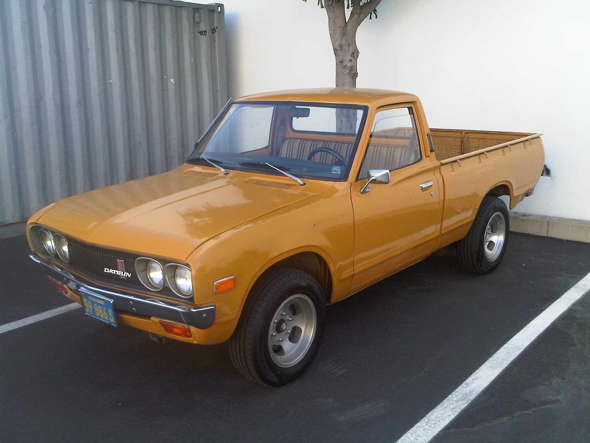 Another devilgazuya 1973 Datsun 1600 post... - 14601917