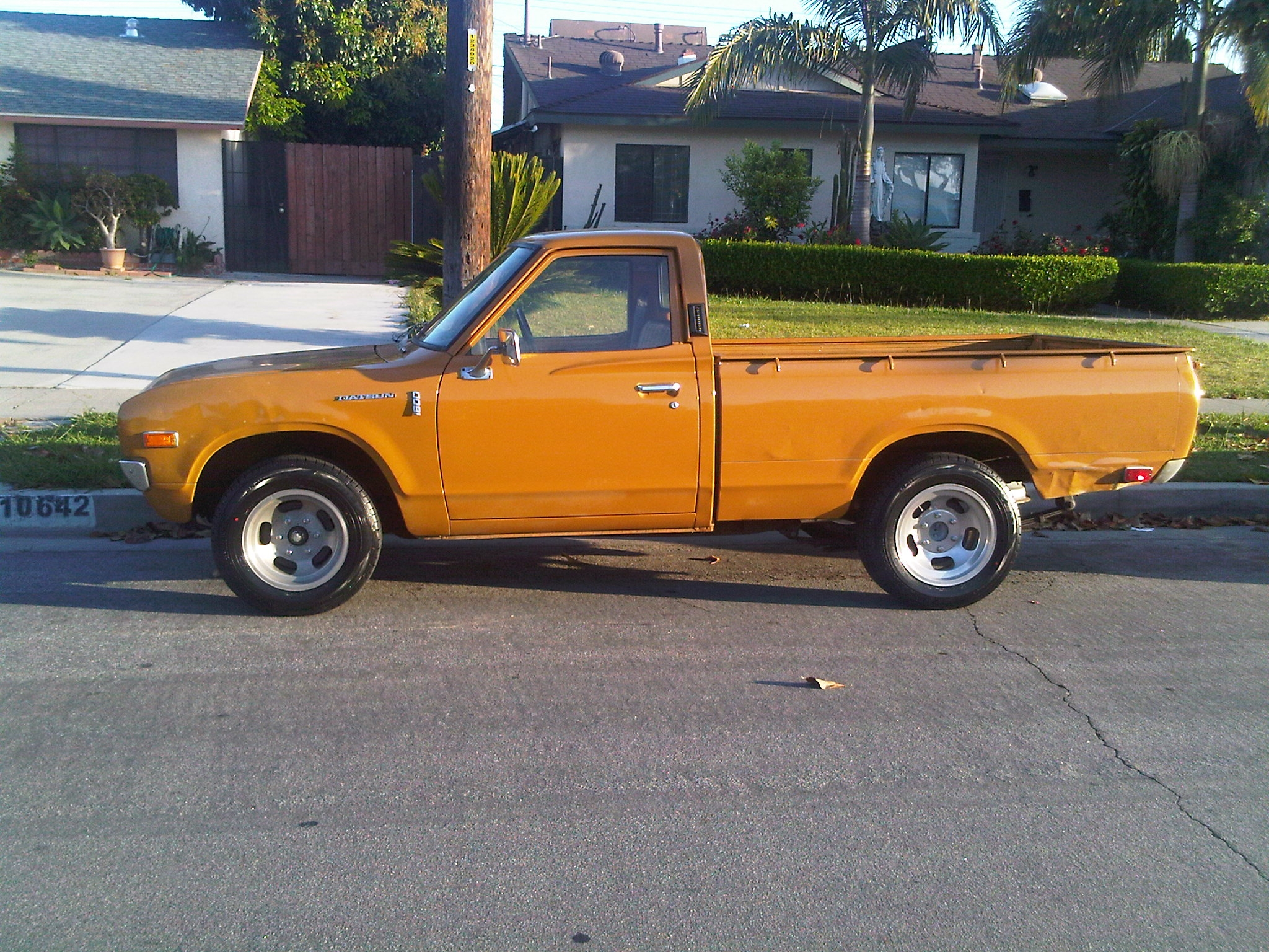 Another devilgazuya 1973 Datsun 1600 post... - 14601918
