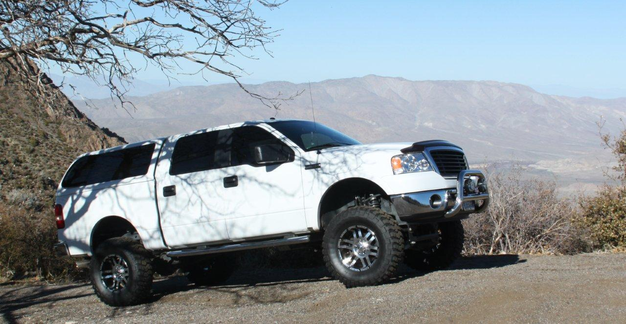 Larryw1's 2008 Ford F150 SuperCrew Cab