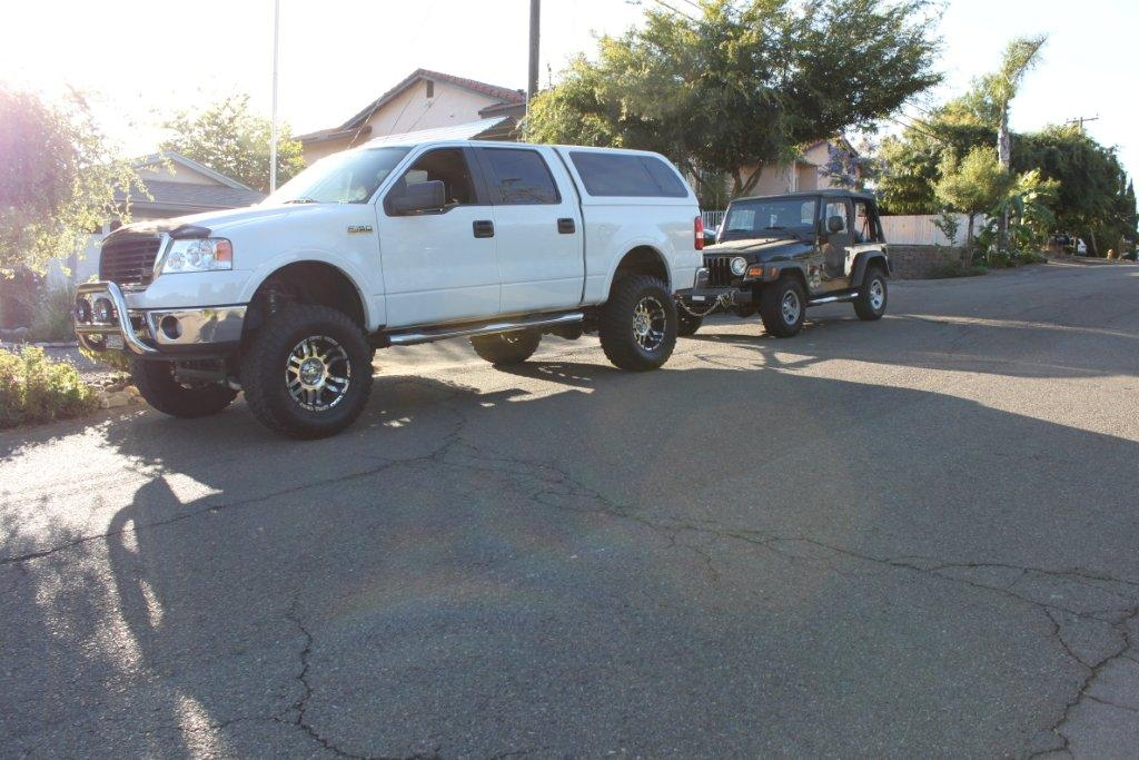 Another Larryw1 2008 Ford F150 SuperCrew Cab post... - 14600315
