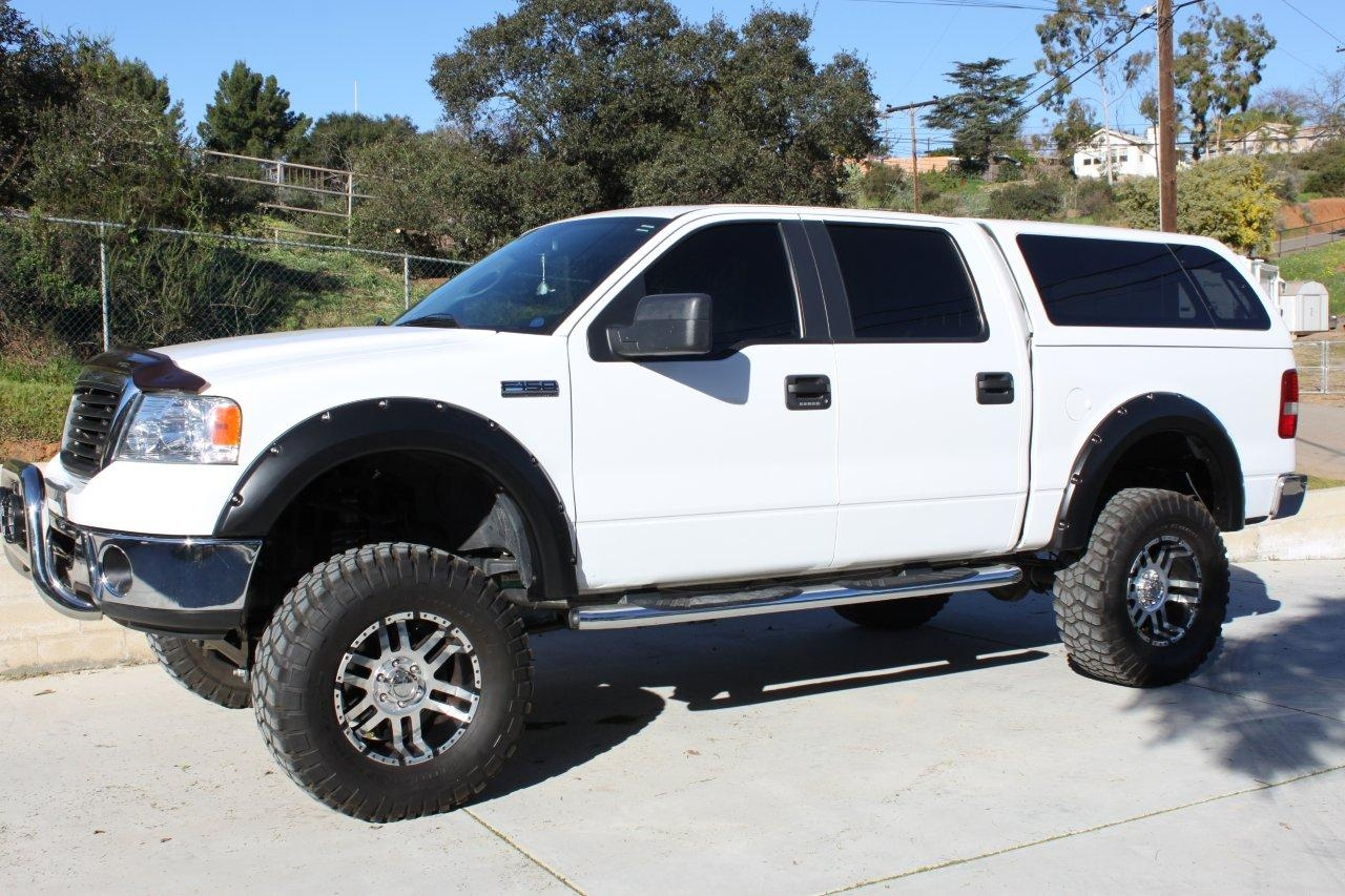larryw1 39 s 2008 ford f150 supercrew cab in el cajon ca. Black Bedroom Furniture Sets. Home Design Ideas