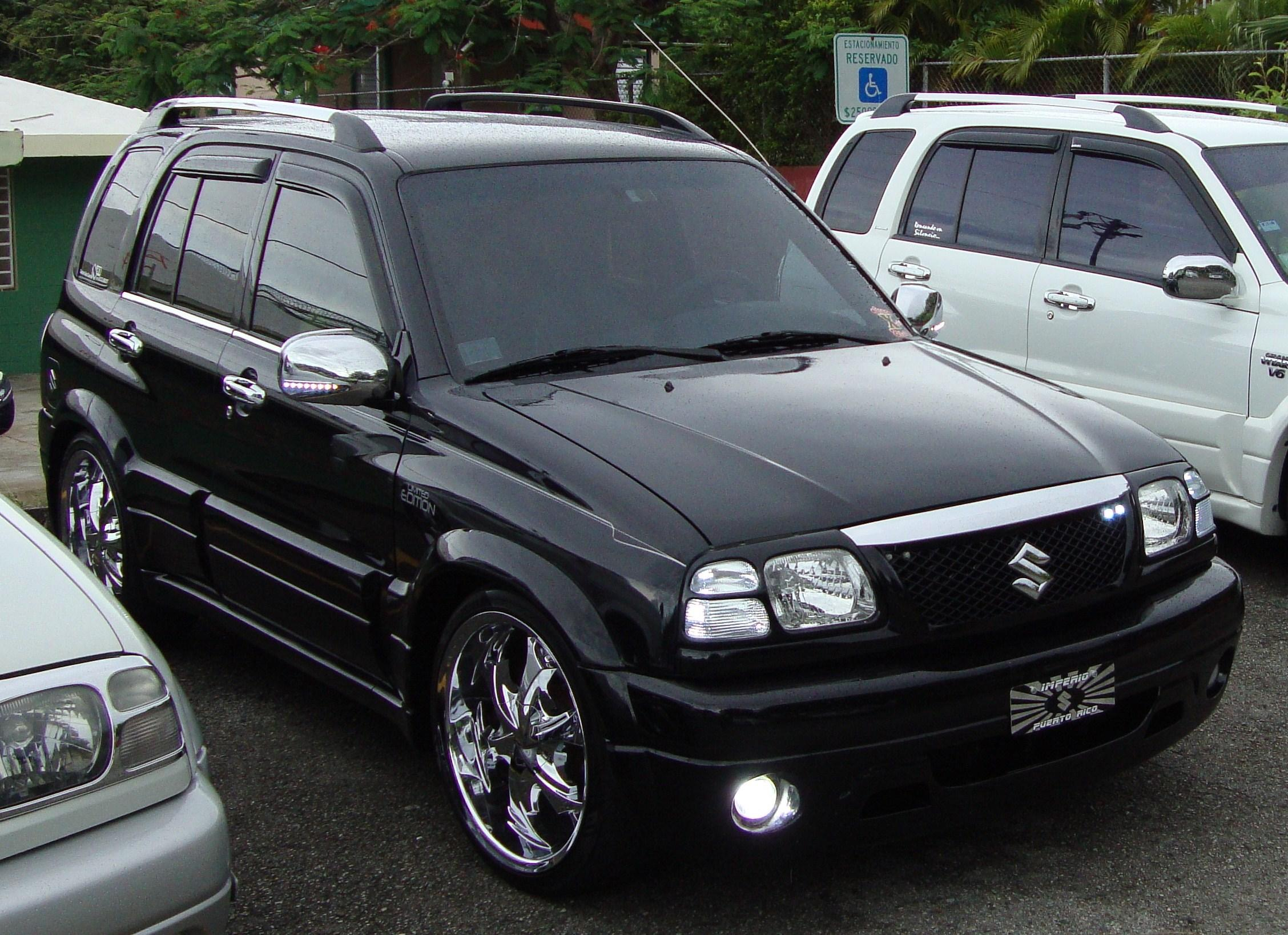 Another pitbulltrd 2001 Suzuki Grand Vitara post... - 14600357