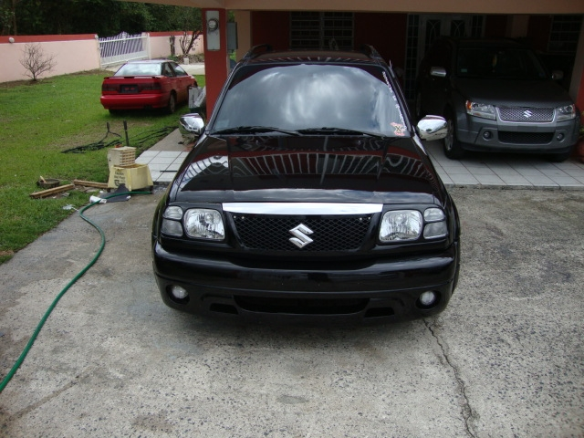 Another pitbulltrd 2001 Suzuki Grand Vitara post... - 14600360