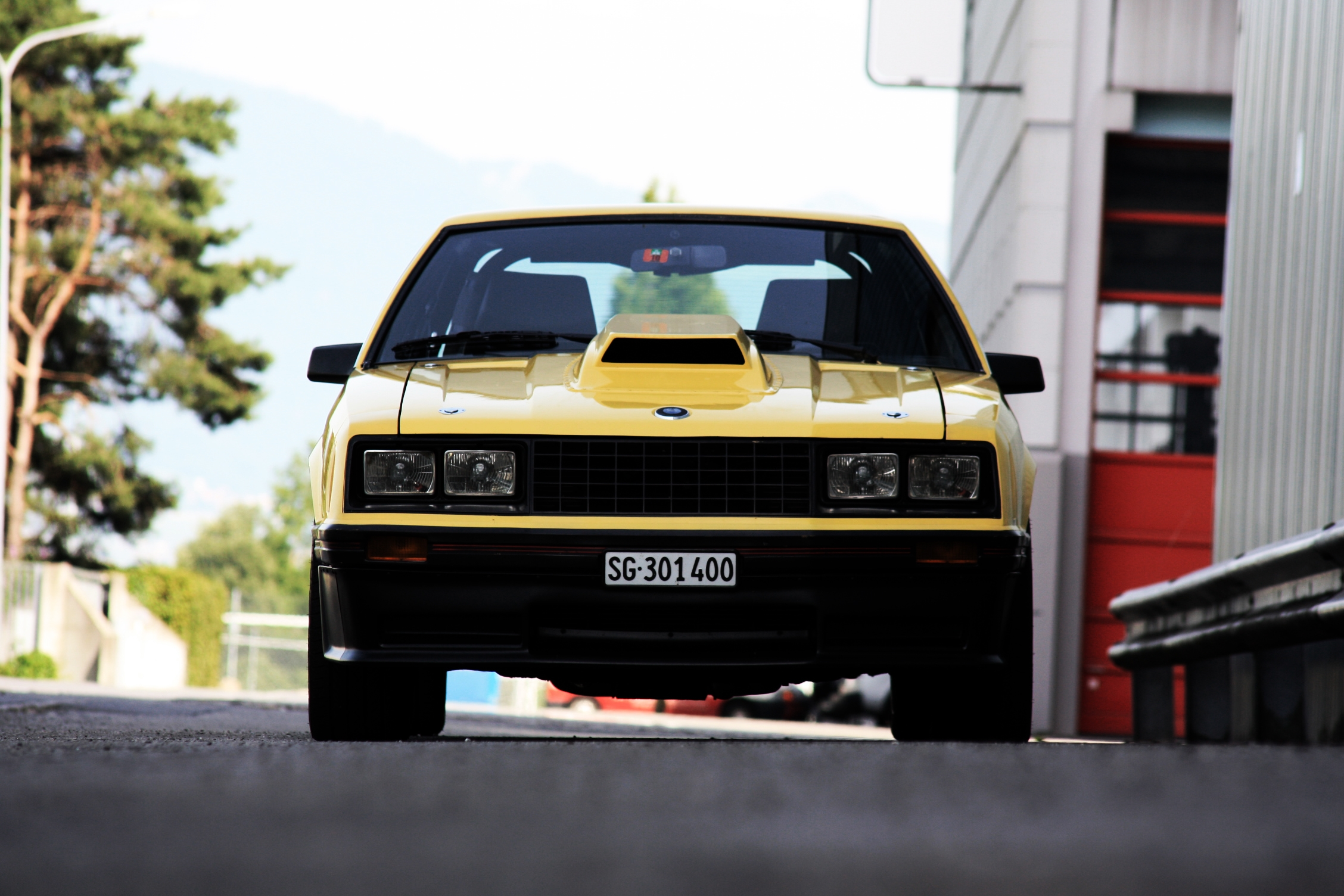 Another diskodisko 1979 Ford Mustang post... - 14603007