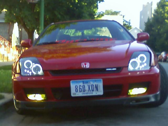 Madrigal X3 2001 Honda Preludetype Sh Coupe 2d Specs