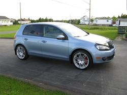jclanteigne 2010 Volkswagen Golf (New)