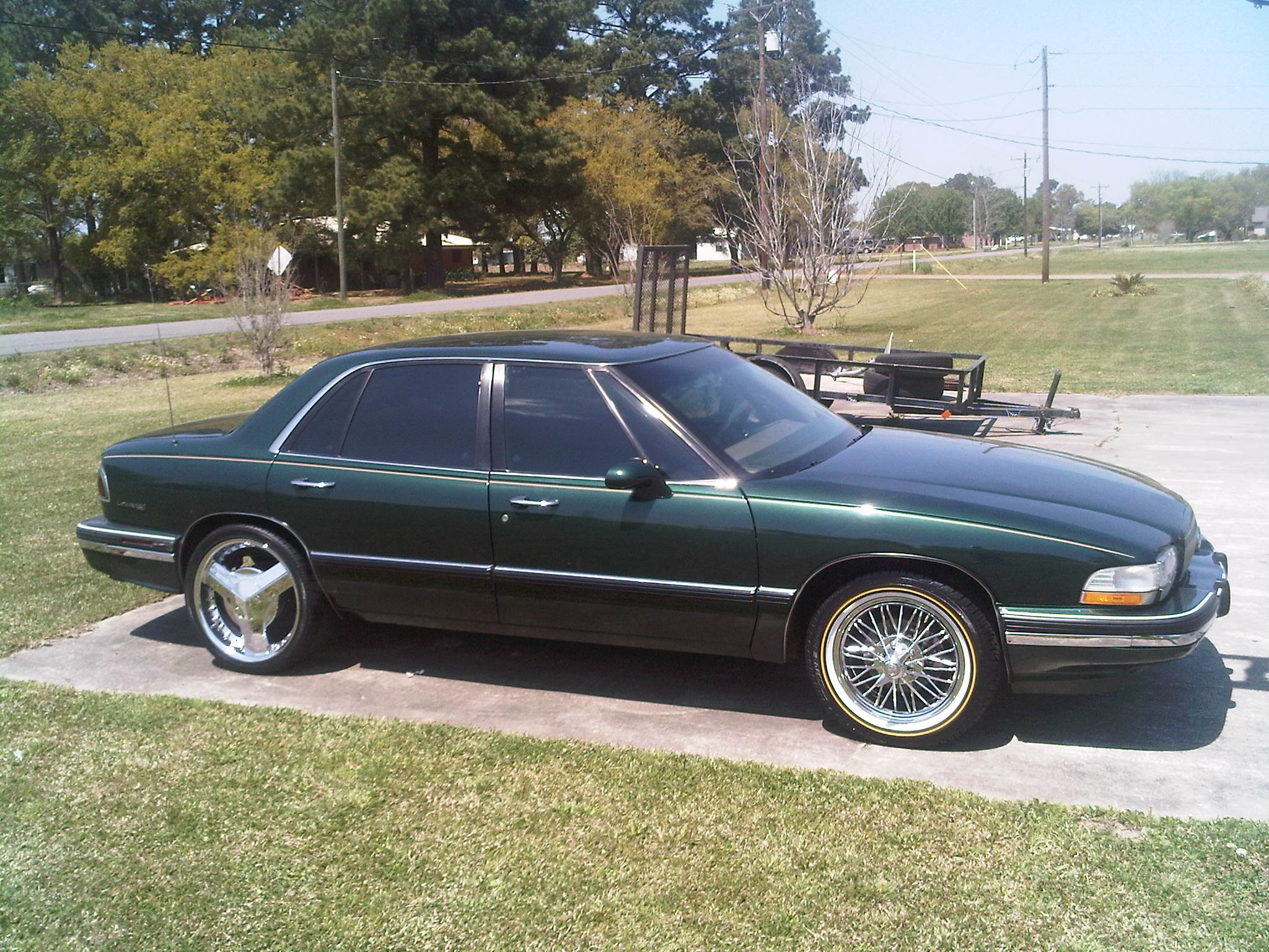Another biglance45 1993 Buick LeSabre post... - 14603525