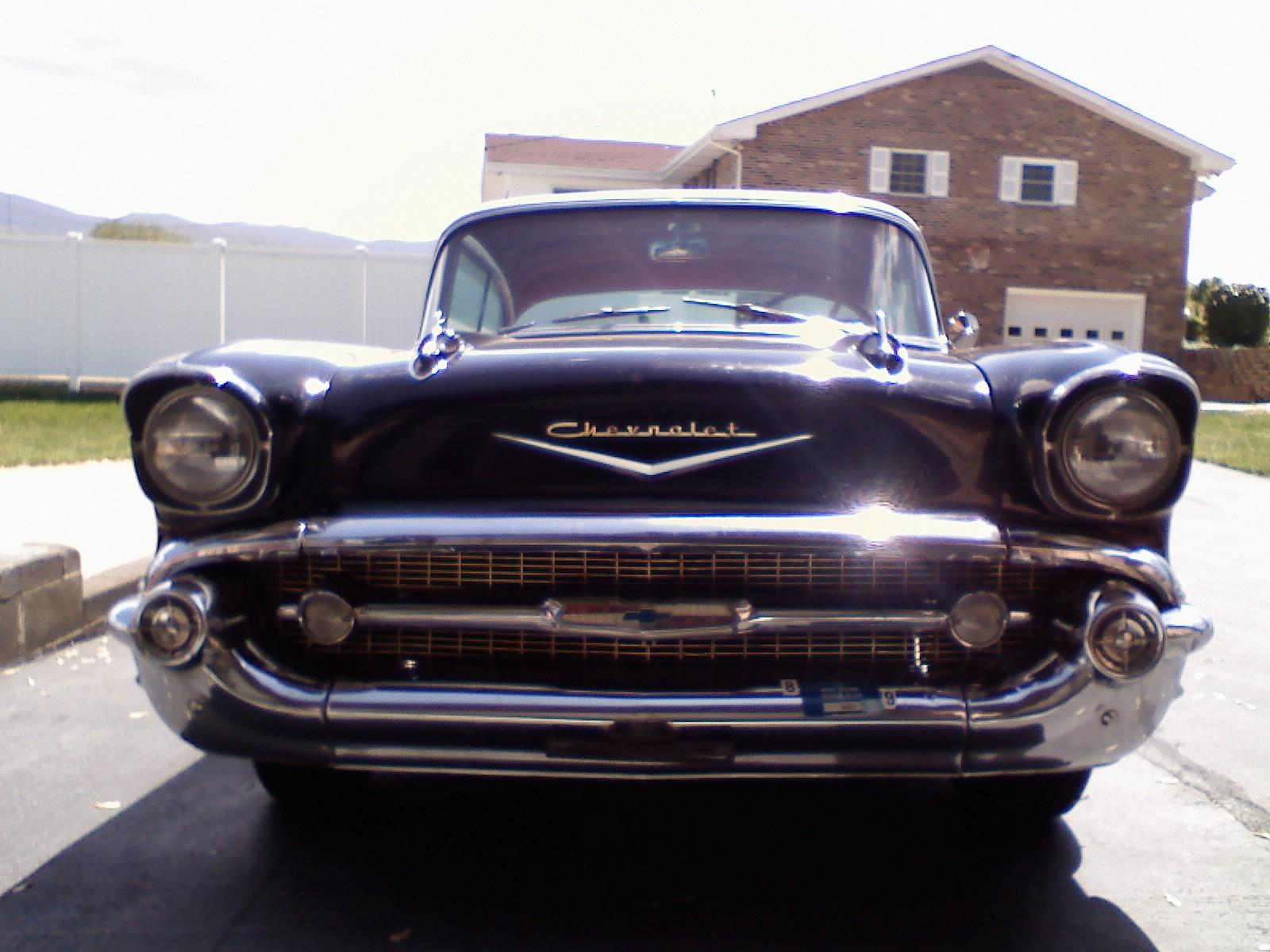 bigbenmac 1957 Chevrolet Bel Air 14602420