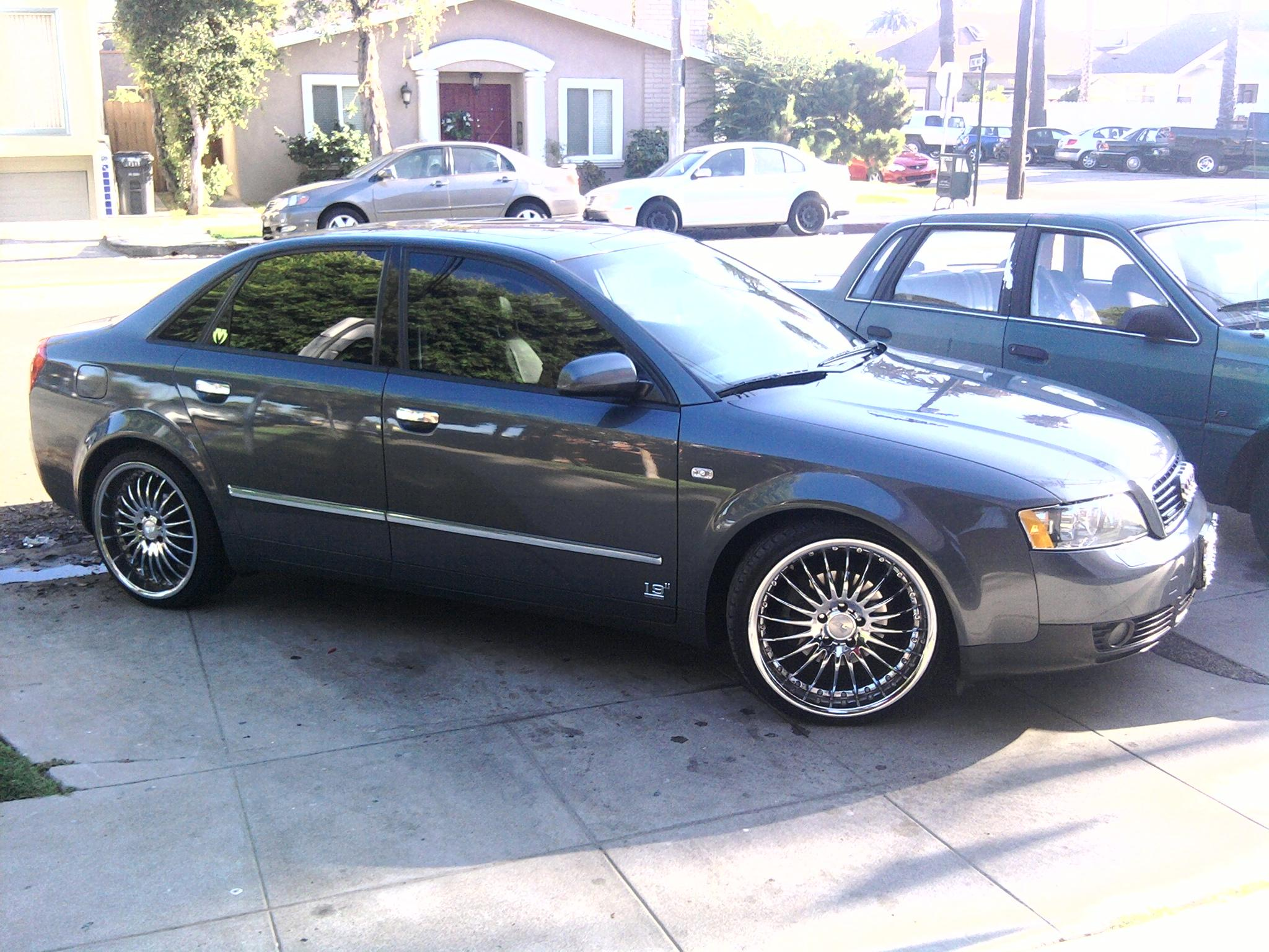 Another ExpoOn26s 2003 Audi A4 post... - 14603665