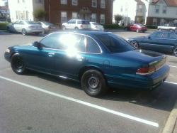 Justabuss 1994 Ford Crown Victoria