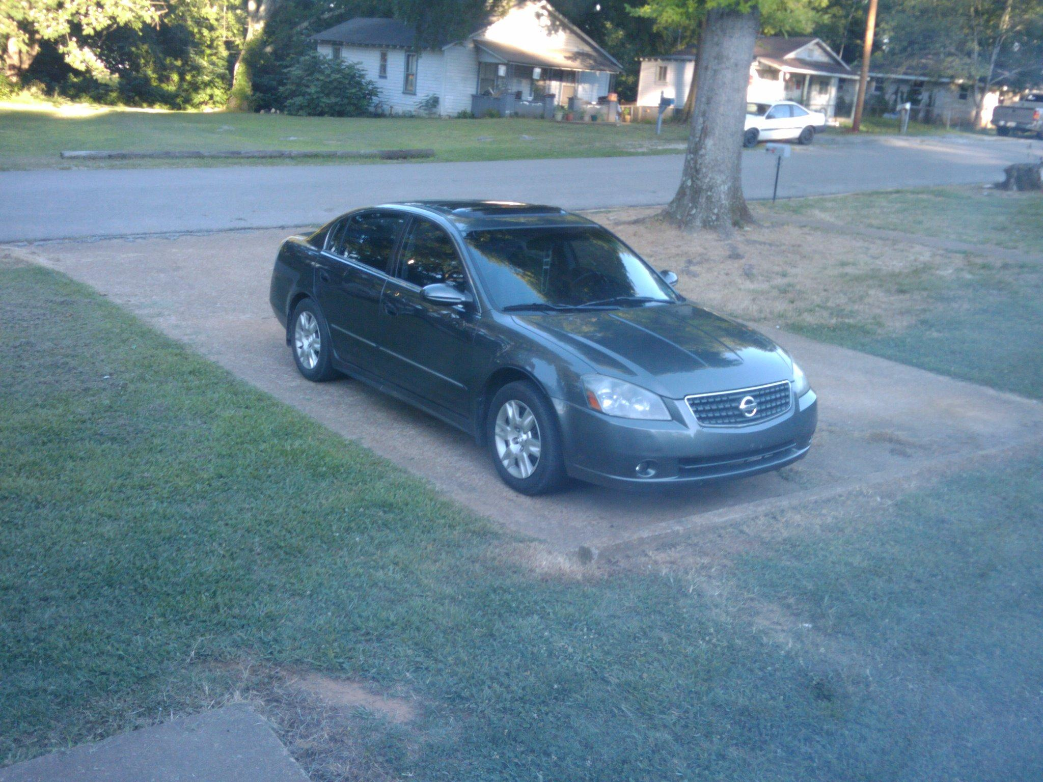 Another DaKiddAT 2005 Nissan Altima post... - 14603994