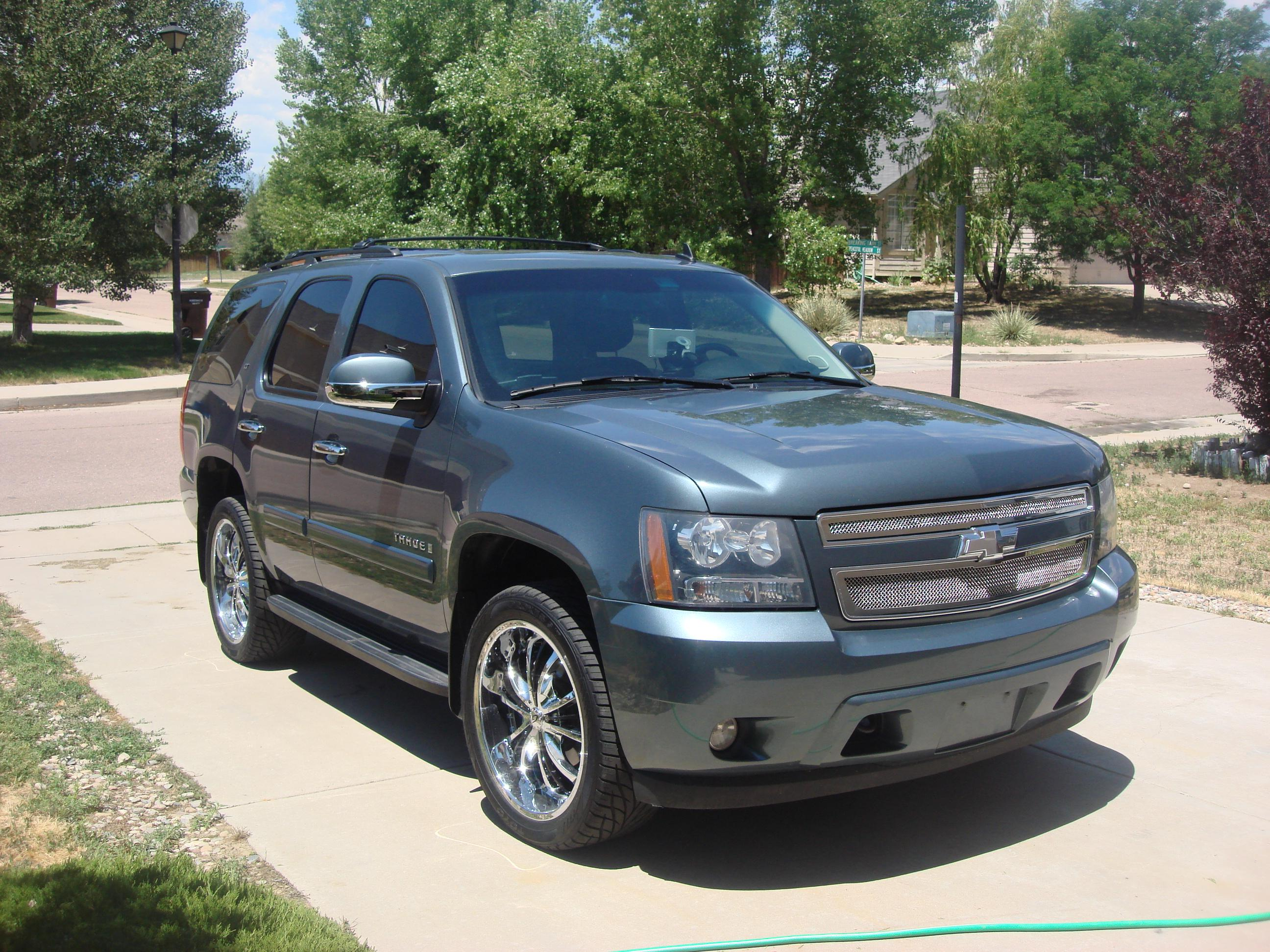 jlouis2 2008 chevrolet tahoe specs photos modification info at cardomain. Black Bedroom Furniture Sets. Home Design Ideas