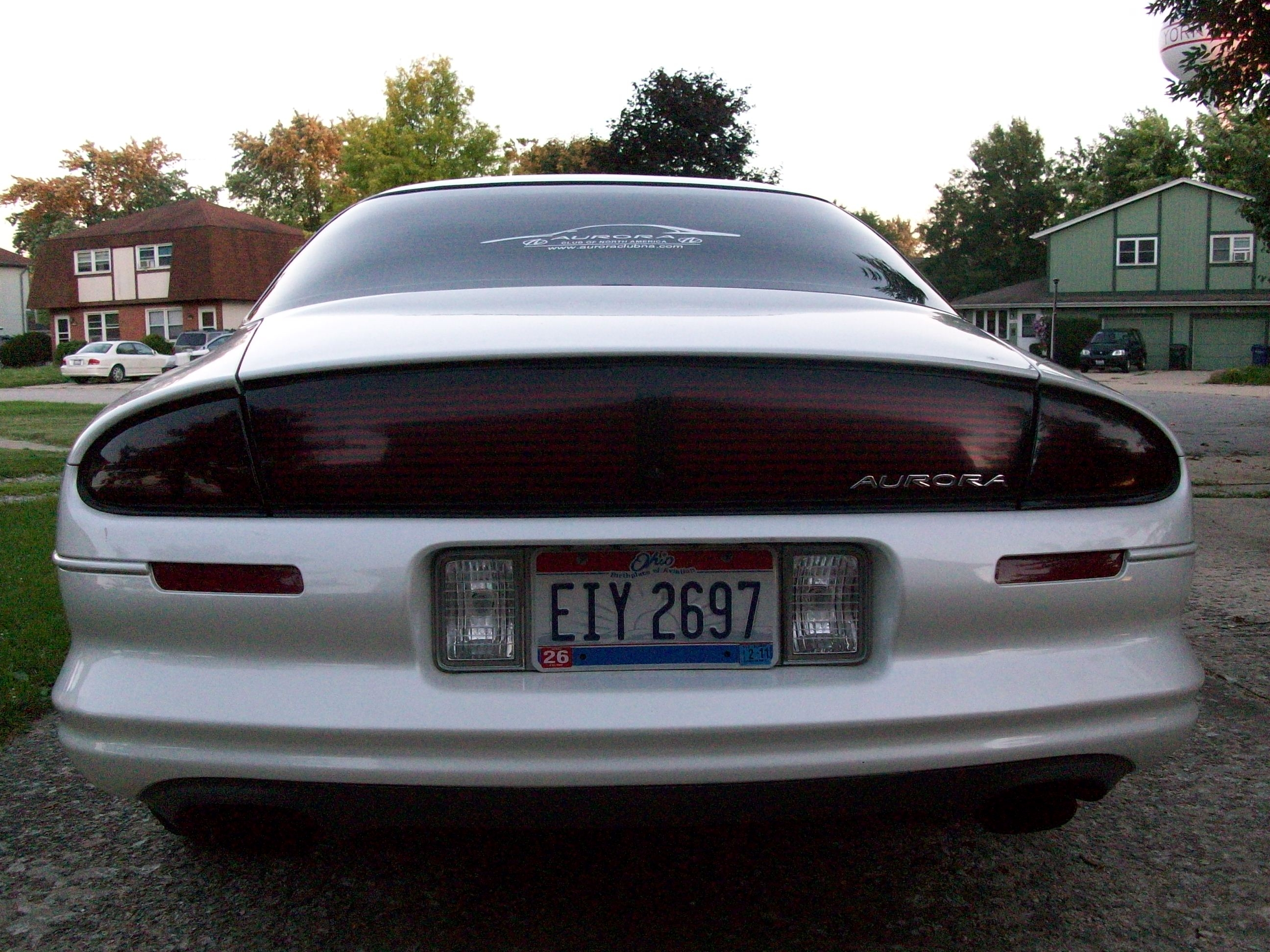 Another rcsrgreat 1999 Oldsmobile Aurora post... - 14605206