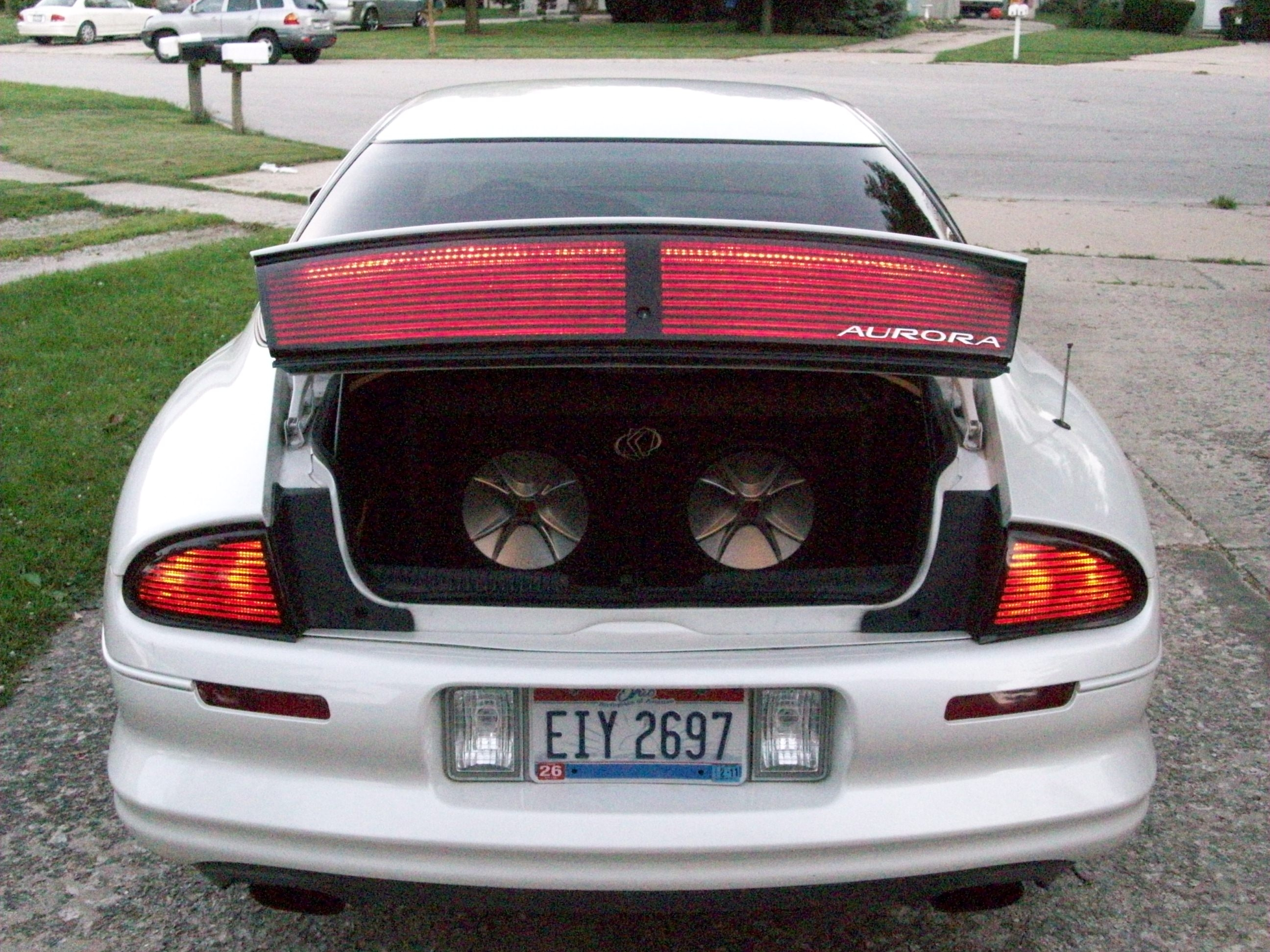 Another rcsrgreat 1999 Oldsmobile Aurora post... - 14605213