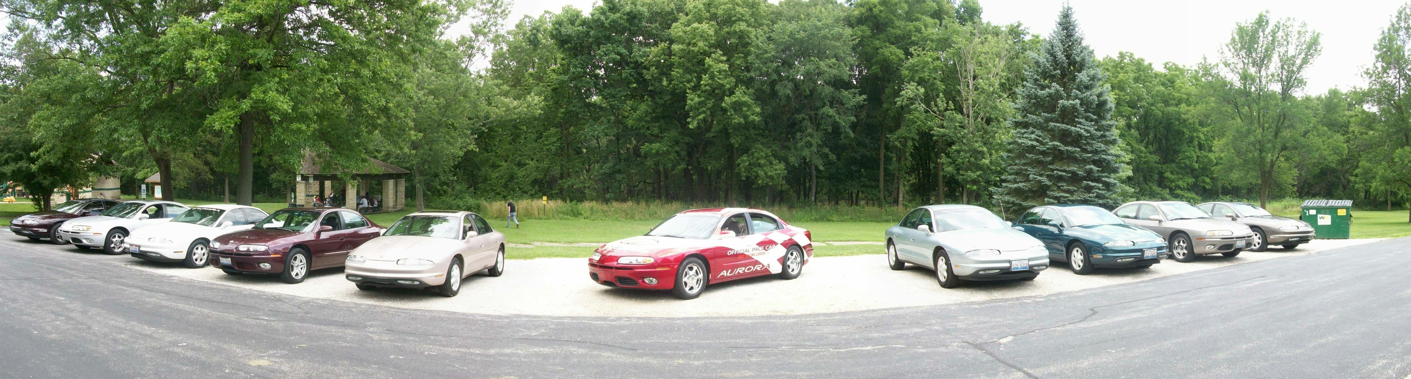 Another rcsrgreat 1999 Oldsmobile Aurora post... - 14605220