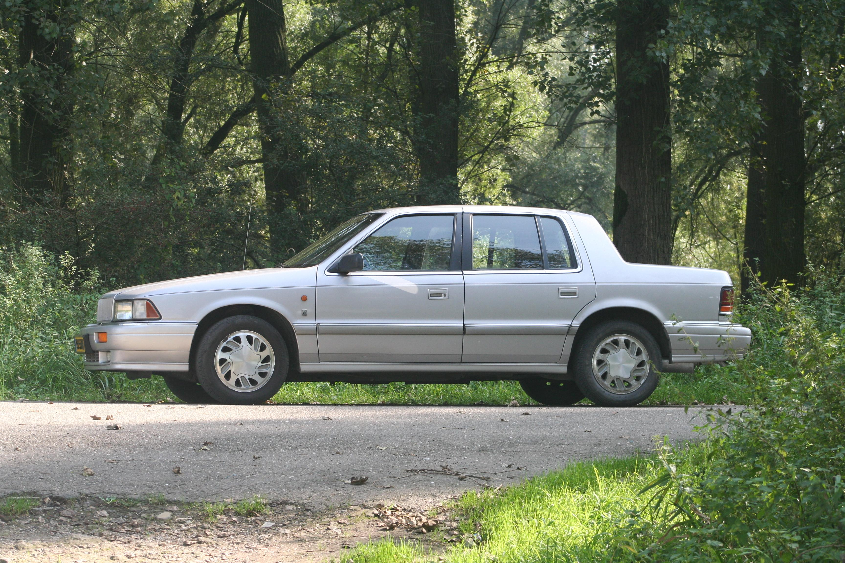 Another jvanmil 1991 Chrysler Saratoga post... - 14604585