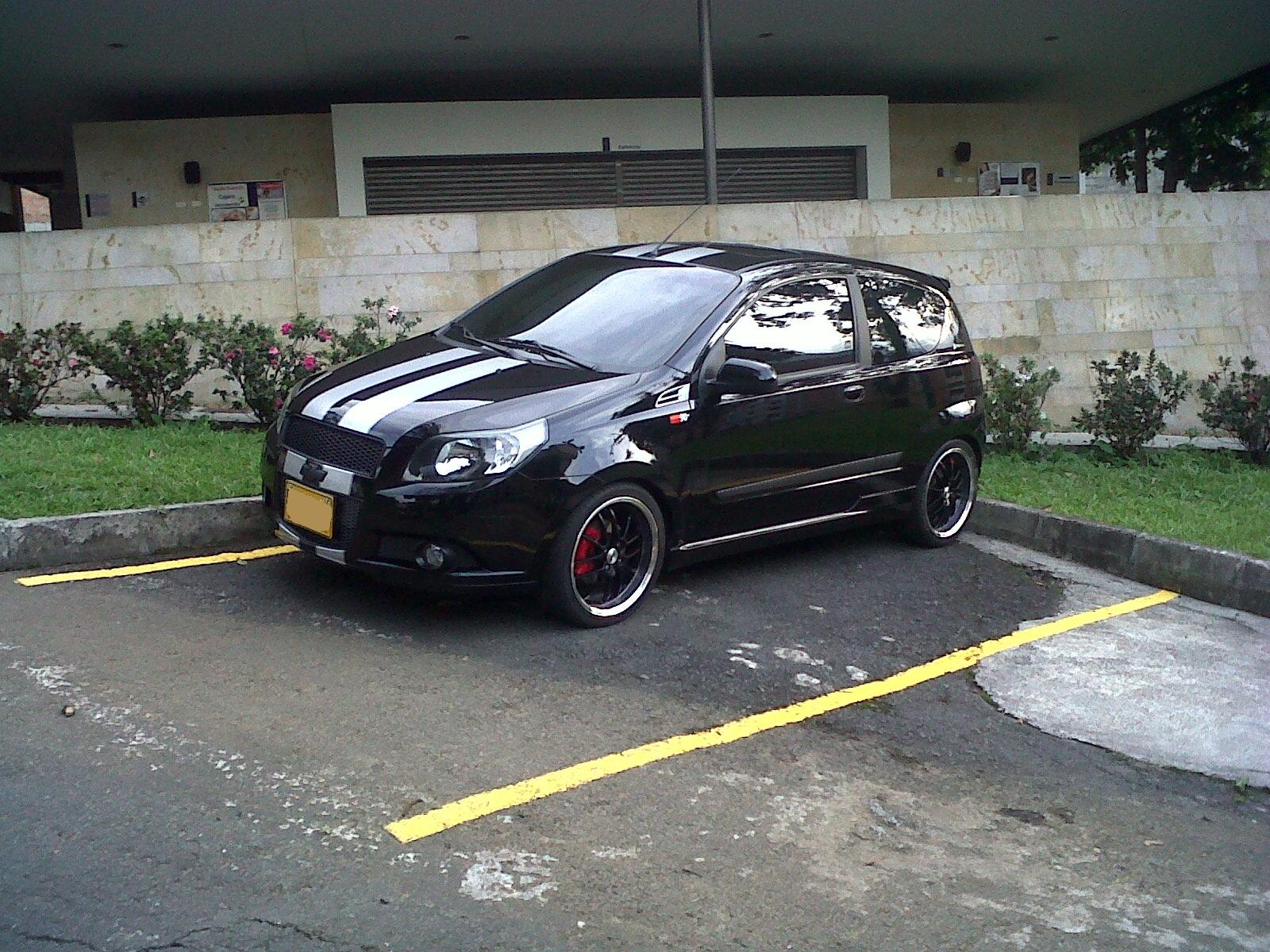 Erikdan84 2010 Chevrolet Aveo Specs Photos Modification Info At