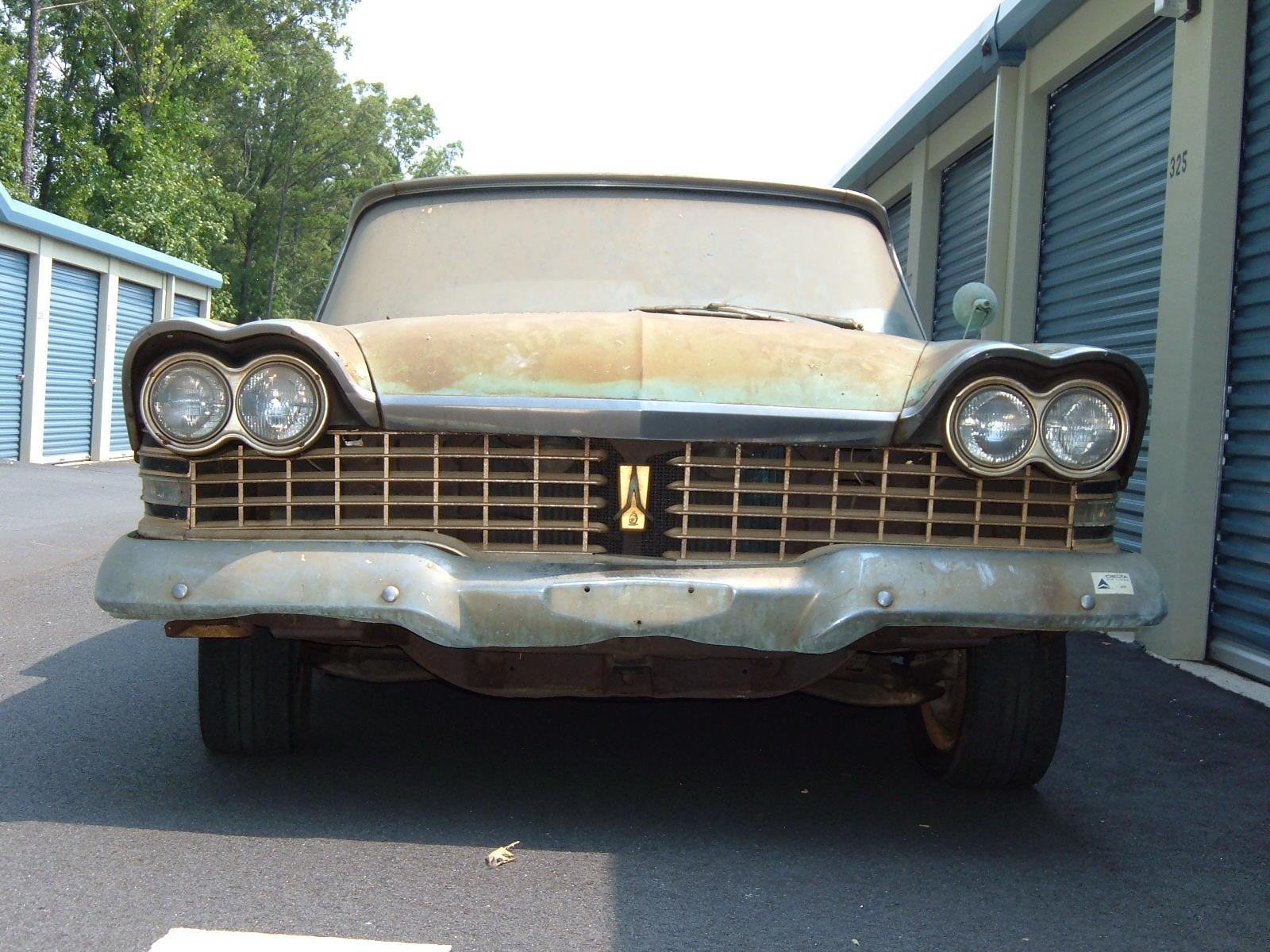 Another 1972_Road_Runner 1959 Plymouth Plaza post... - 14606064