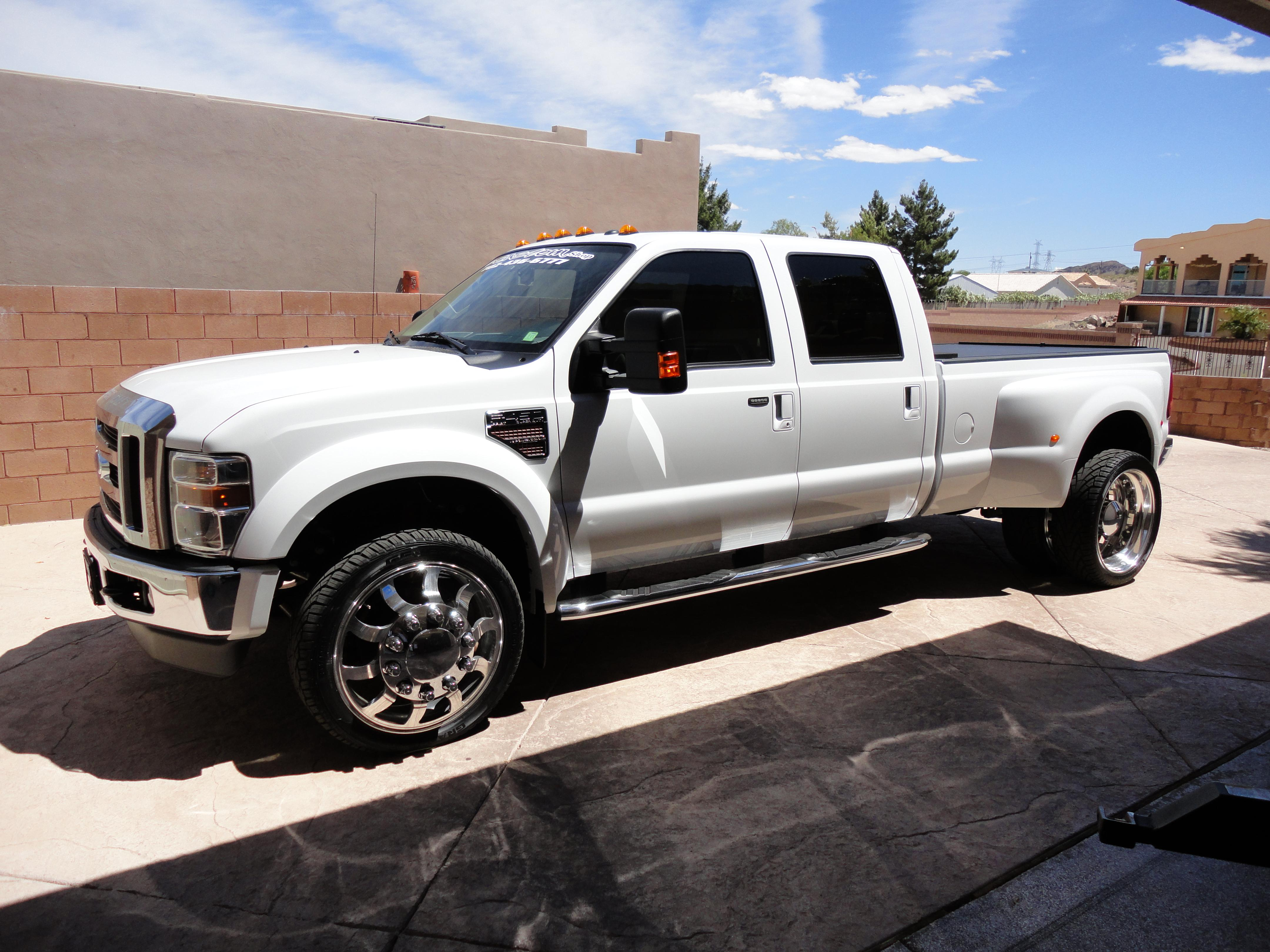 TheCustomShop 2010 Ford F450 Super Duty Crew Cab