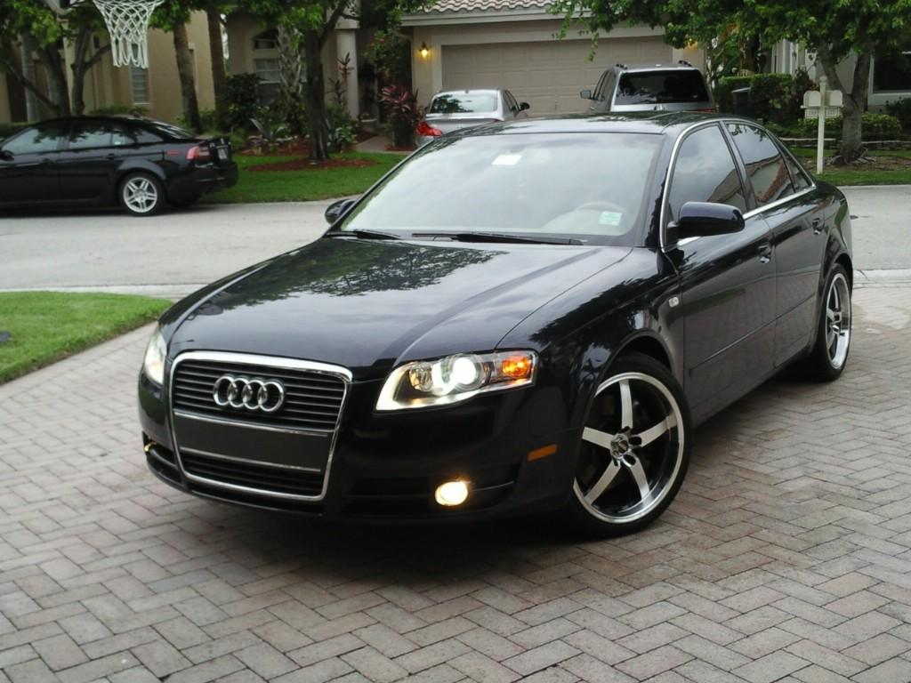 M3xican0 2005 Audi A4 Specs Photos Modification Info At