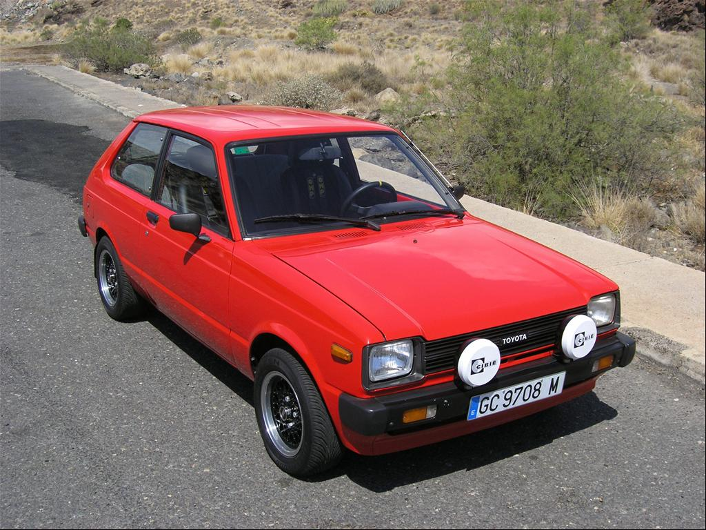 Pipe's 1981 Toyota Starlet