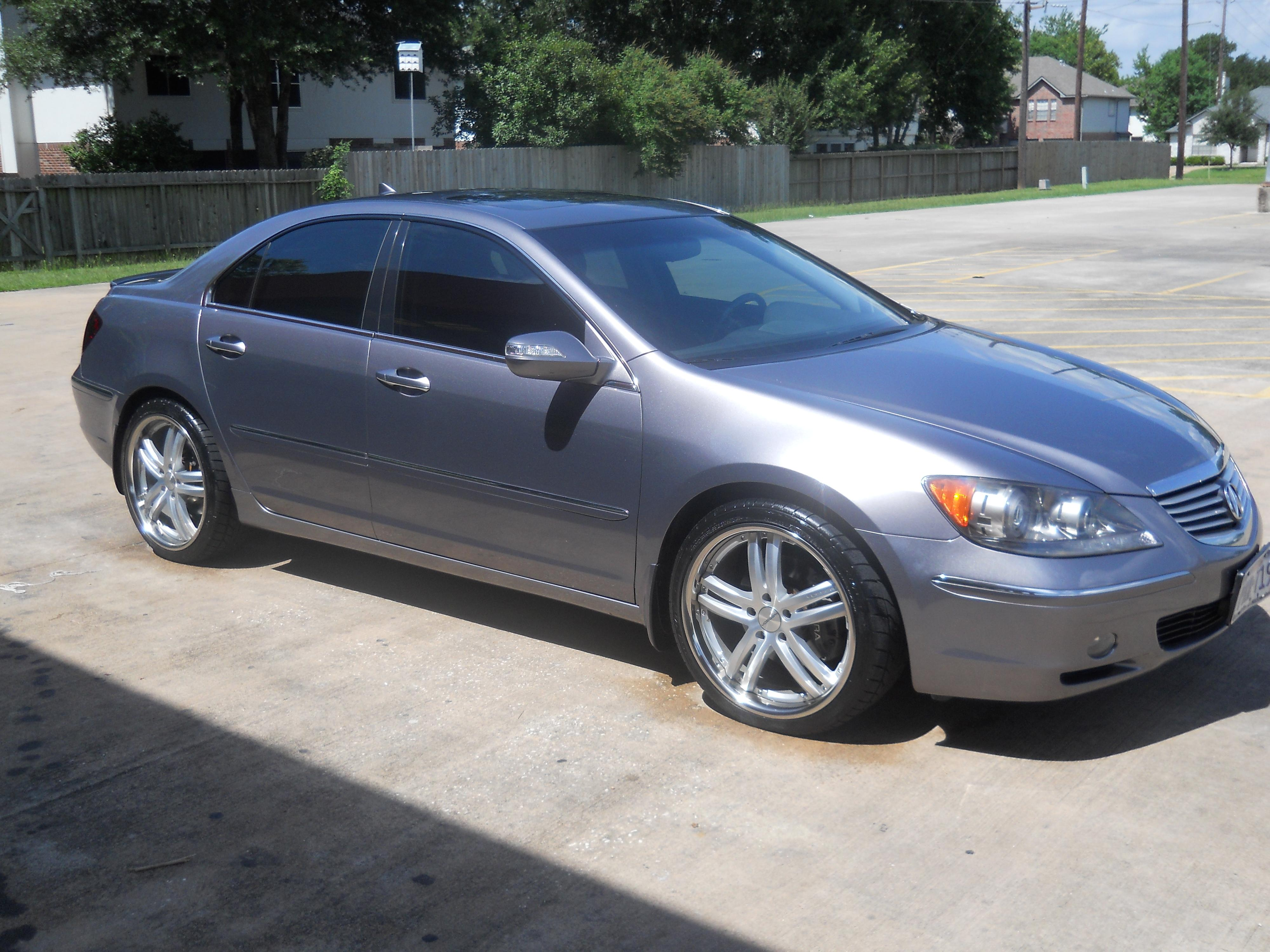 Another jahrell 2005 Acura RL post... - 14608653
