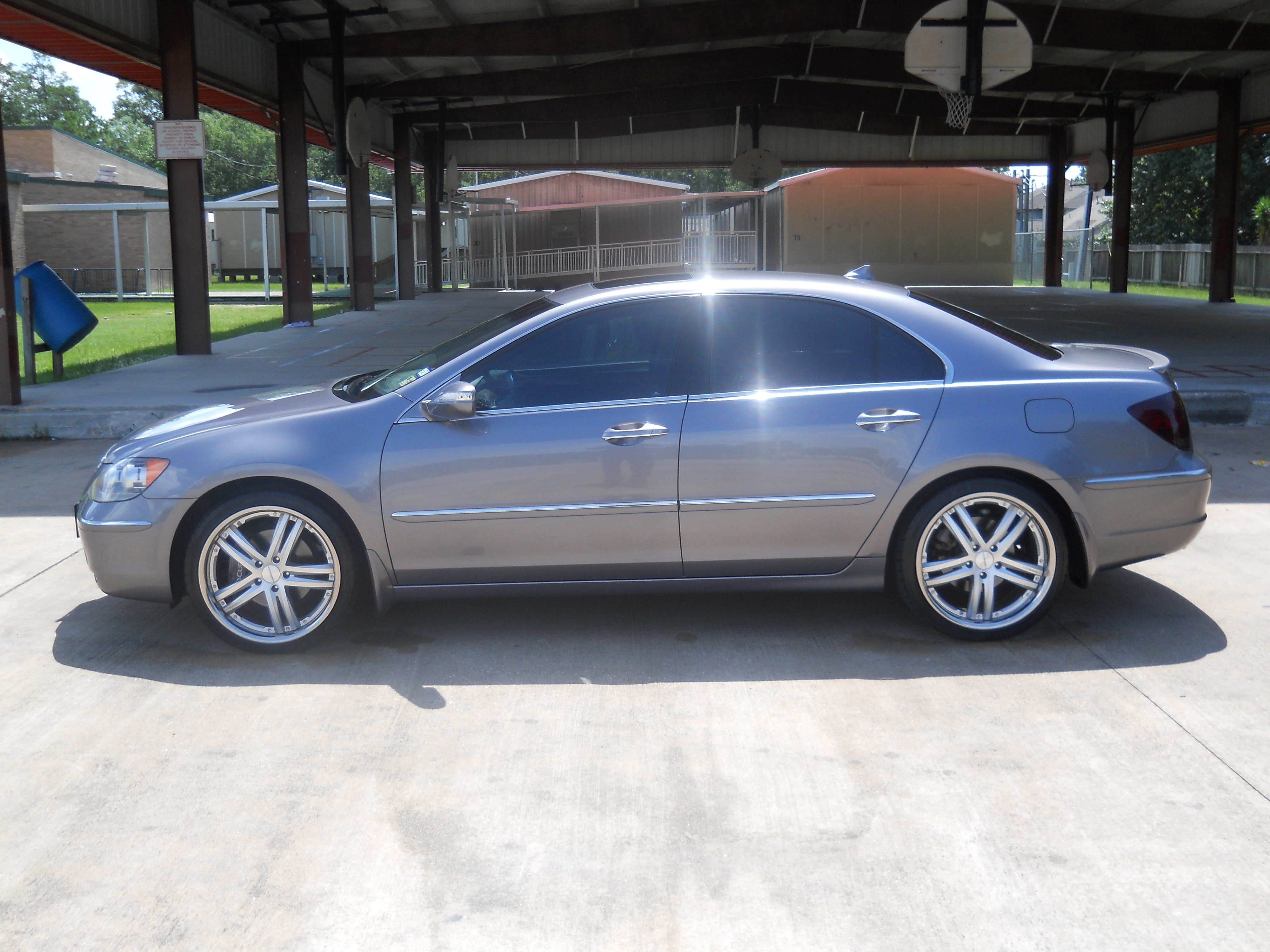 Another jahrell 2005 Acura RL post... - 14608654