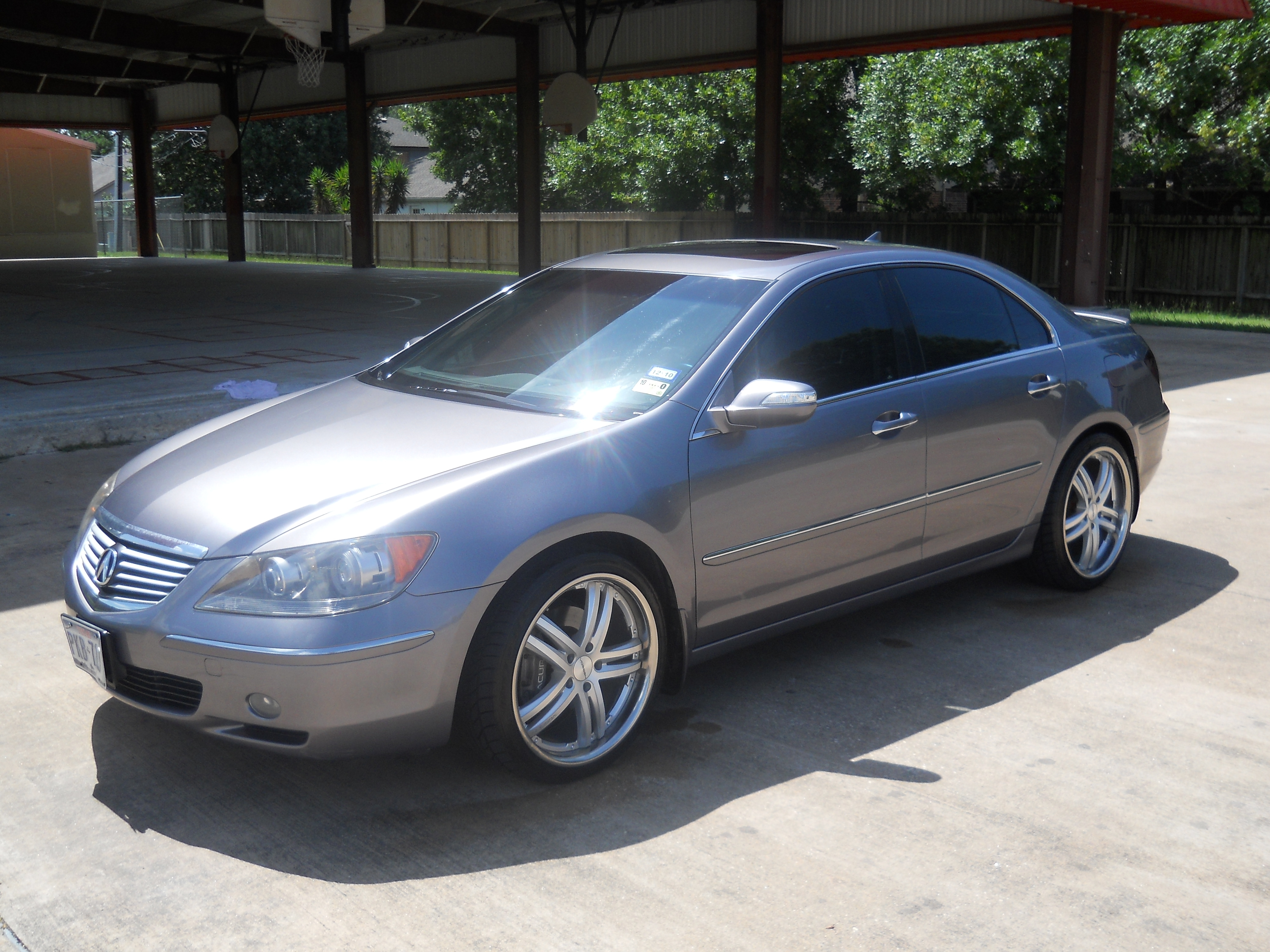 Another jahrell 2005 Acura RL post... - 14608656