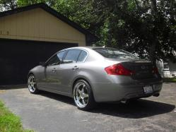 MrChapel78s 2009 Infiniti G