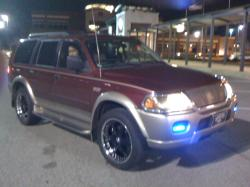 205royal205's 2001 Mitsubishi Montero Sport